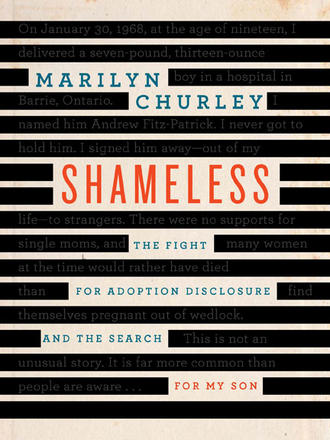 Book Cover Shameless