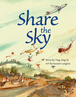 Book Cover Share the Sky