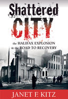 Book Cover Shattered City
