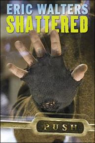 Book Cover Shattered