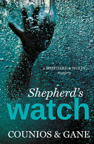 Book Cover Shepherd's Watch