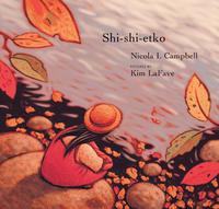 Book Cover Shi Shi Etko