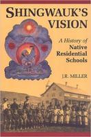 Book Cover Shingwauk's Vision