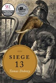 Book Cover Siege 13