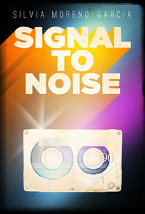 Book Cover Signal to Noise