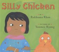 Book Cover Silly Chicken