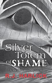 Book Cover Silver Totem of Shame