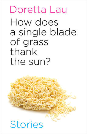 Book Cover Single Blade of Grass