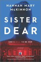 Book Cover Sister Dear