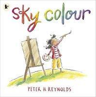 Book Cover Sky Colour
