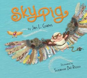Book Cover Sky Pig