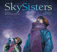 Book Cover Sky Sisters