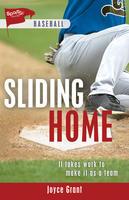Book Cover Sliding Home
