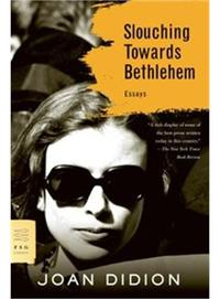 Book Cover Slouching Towards Bethlehem