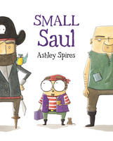 Book Cover Saul