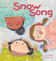 Book Cover Snow Song