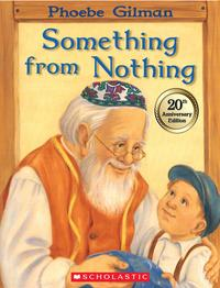 Book Cover Something from nothing