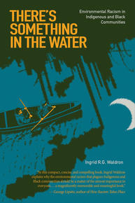 Book Cover Something in the water