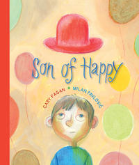 Book Cover Son of Happy