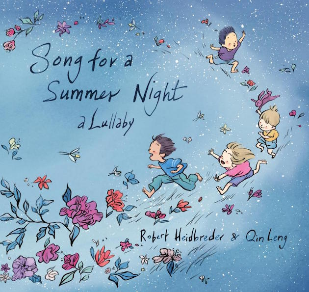 Book Cover Song for a Summer's Night