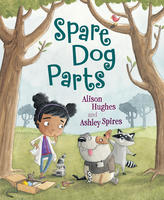 Book Cover Spare Dog Parts