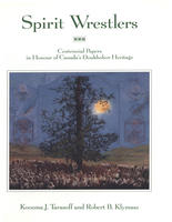 Book Cover Spirit Wrestlers