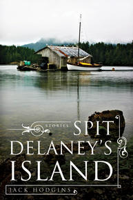 Book Cover Spit Delaney's Island