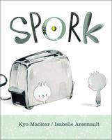 Book Cover Spork