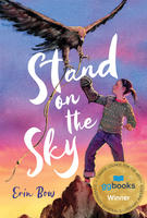 Book Cover Stand on the Sky