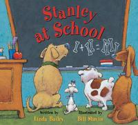 Book Cover Stanley at School