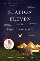 Book Cover Station Eleven