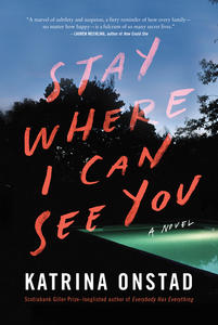 Book Cover Stay Where I Can See You