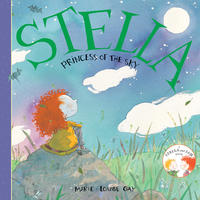 Book Cover STella Princess of the Sky