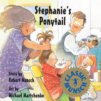 Book Cover Stephanie's Ponytail
