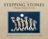 Book Cover Stepping Stones