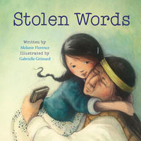 Book Cover Stolen Words