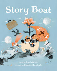 Book Cover Story Boat