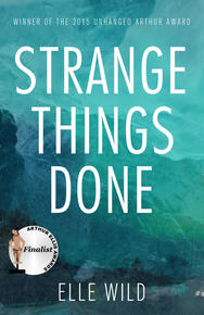 Book Cover Strange Things Done