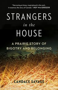 Book Cover Strangers in the House
