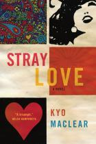 Book Cover Stray Love