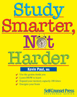 Book Cover Study Smarter Not Harder