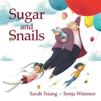 Book Cover Sugar and Snails