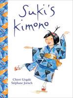 Book Cover Suki's Kimono