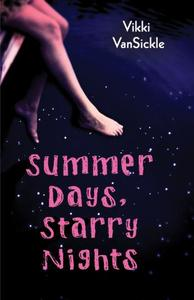 Book Cover Summer Days Starry Nights