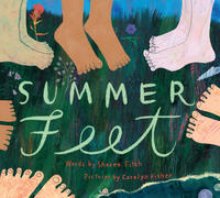 Book Cover Summer Feet