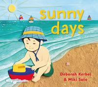 Book Cover Sunny Days