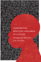 Book Cover Supporting Refugee Children