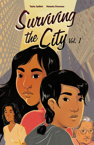 Book Cover Surviving the City
