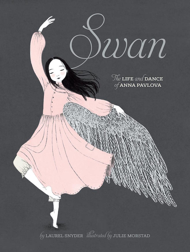 Book Cover Swan