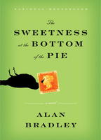 Book Cover Sweetness at the Bottom of the Pie